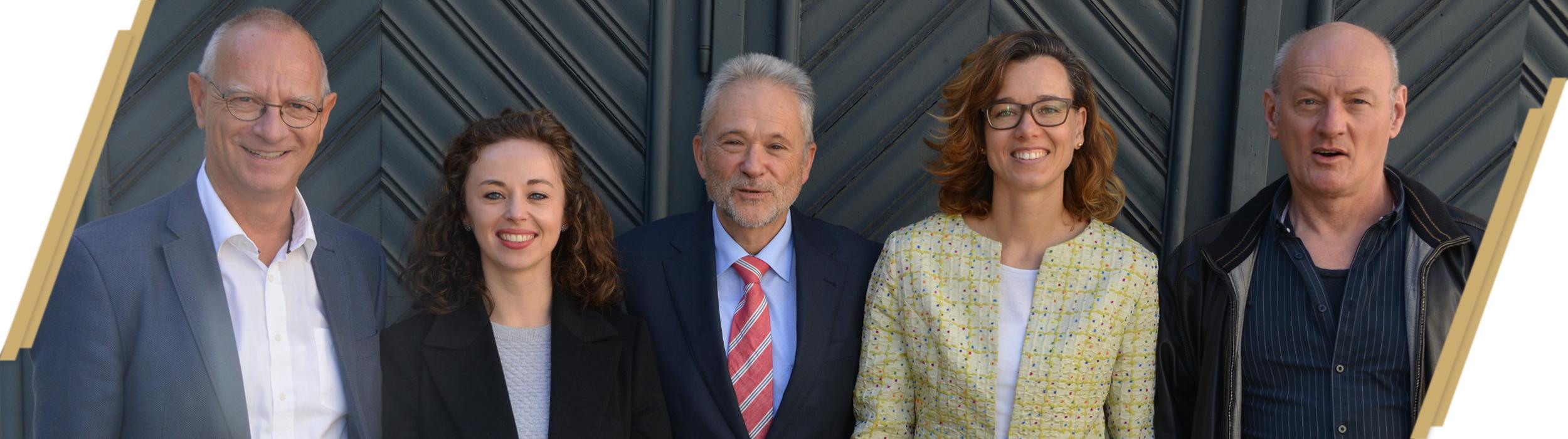 DAPJV Vorstand